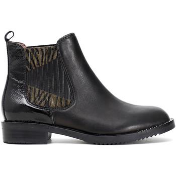 Skor Dam Boots Café Noir EB462 Svart