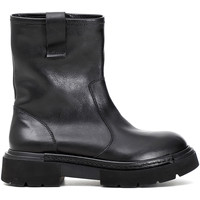 Skor Dam Boots Café Noir FB122 Svart