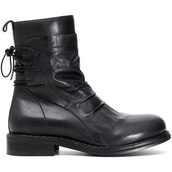 Skor Dam Boots Café Noir GA154 Svart
