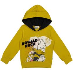 textil Barn Sweatshirts Melby 40D0022DN Gul