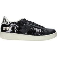 Skor Dam Sneakers Lotto 215168 Svart