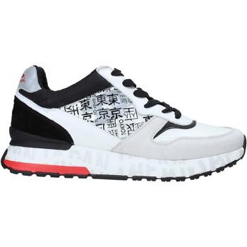 Skor Herr Sneakers Lotto 215078 Vit