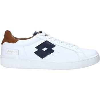 Skor Herr Sneakers Lotto 215171 Vit