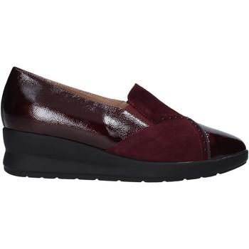 Skor Dam Loafers Soffice Sogno I20602 Violett