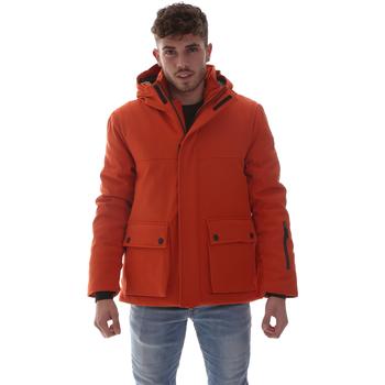 textil Herr Parkas Invicta 4431701/U Orange