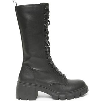 Skor Dam Boots Steve Madden SMSHUMOR-BLK Svart