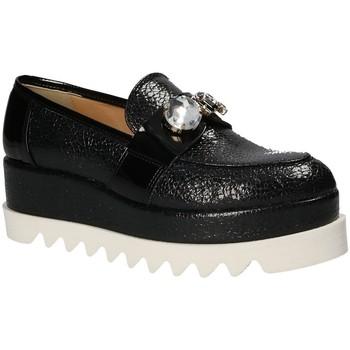 Skor Dam Loafers Grace Shoes 1312 Svart