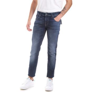 textil Herr Stuprörsjeans Antony Morato MMDT00241 FA750240 Blå
