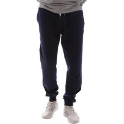 textil Herr Joggingbyxor Key Up 2F37I 0001 Blå