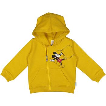 textil Barn Sweatshirts Melby 20D2030DN Gul
