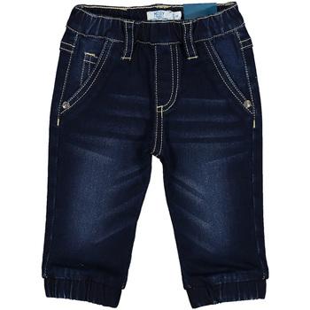 textil Barn Stuprörsjeans Melby 20F0180 Blå