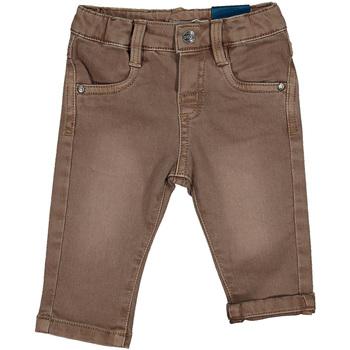 textil Barn Stuprörsjeans Melby 20F2180 Brun