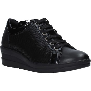 Skor Dam Sneakers Enval 6277800 Svart
