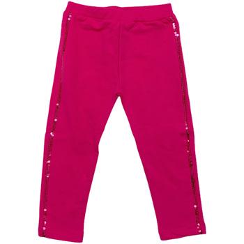 textil Flickor Leggings Melby 20F2061 Rosa