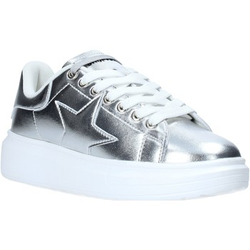 Skor Dam Sneakers Shop Art SA030008 Silver
