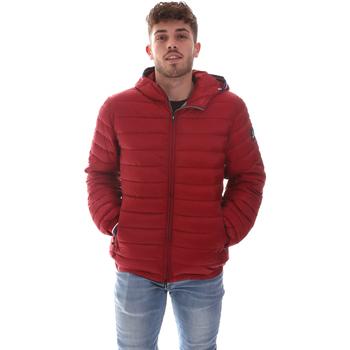 textil Herr Täckjackor Navigare NV67073 Röd