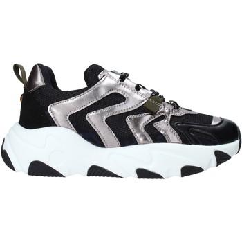 Skor Dam Sneakers Gold&gold B20 GS111 Svart