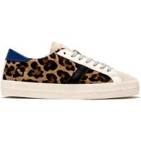 Skor Dam Sneakers Date W331-HL-PN-LA Grön