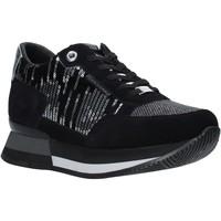 Skor Dam Sneakers Apepazza F0RSD01/VEL Svart
