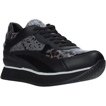 Skor Dam Sneakers Apepazza F0RSD02/ANM Svart