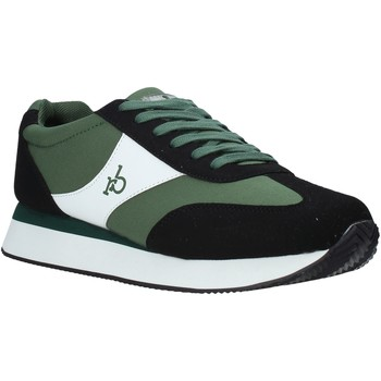 Skor Herr Sneakers Rocco Barocco RB-AS2006 Grön