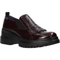 Skor Dam Loafers CallagHan 27206 Röd