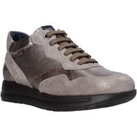 Skor Dam Sneakers CallagHan 40700 Grå