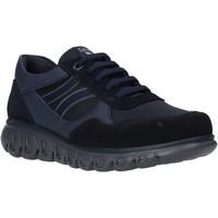 Skor Herr Sneakers CallagHan 12919 Blå