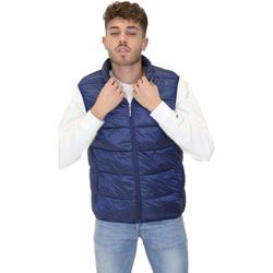 textil Herr Täckjackor Invicta 4437177/U Blå