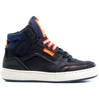 Skor Barn Höga sneakers Replay GBZ19 201 C0021S Blå