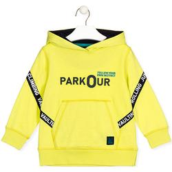 textil Barn Sweatshirts Losan 025-6002AL Grön
