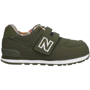 Skor Barn Sneakers New Balance NBIV574GYL Grön
