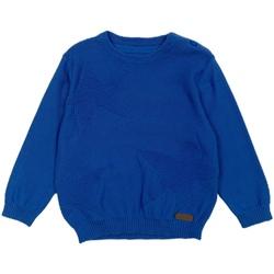 textil Barn Tröjor Losan 027-5653AL Blå