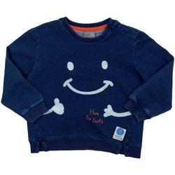 textil Barn Sweatshirts Losan 027-6001AL Blå