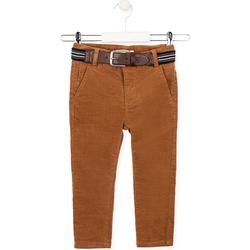textil Barn Byxor Losan 025-9791AL Röd