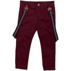 textil Barn Chinos / Carrot jeans Losan 025-9790AL Röd