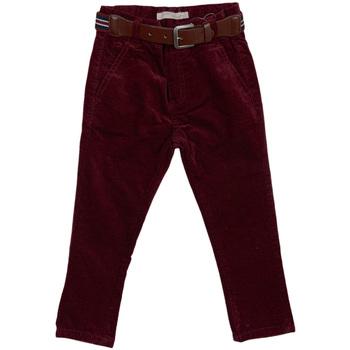 textil Barn Chinos / Carrot jeans Losan 027-9791AL Röd