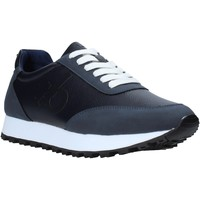 Skor Herr Sneakers Rocco Barocco RB-HUGO-1901 Blå