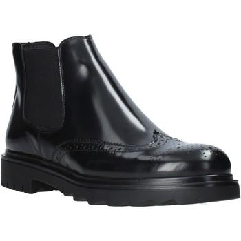 Skor Herr Boots Exton 607 Svart