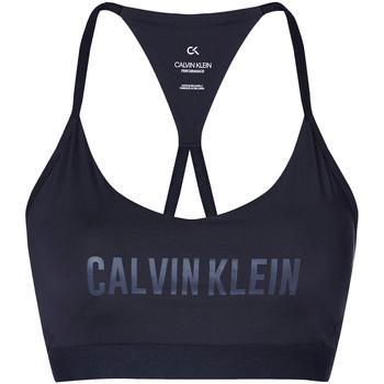 textil Dam Sport-BH Calvin Klein Jeans 00GWT0K117 Svart