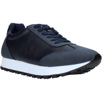 Skor Herr Sneakers Rocco Barocco RB-HUGO-1801 Blå