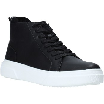 Skor Herr Höga sneakers Rocco Barocco RB-HOWIE-1401 Svart