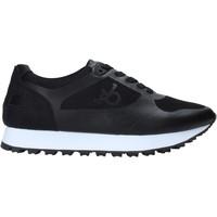 Skor Herr Sneakers Rocco Barocco RB-HUGO-1601 Svart