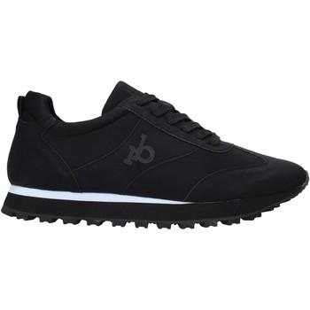 Skor Herr Sneakers Rocco Barocco RB-HUGO-1701 Svart