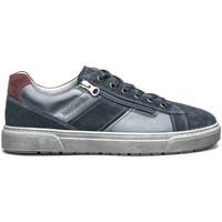 Skor Herr Sneakers NeroGiardini I001750U Blå