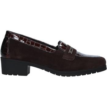 Skor Dam Loafers Susimoda 891059 Brun