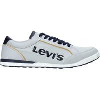 Skor Herr Sneakers Levi's 227838 727 Grå