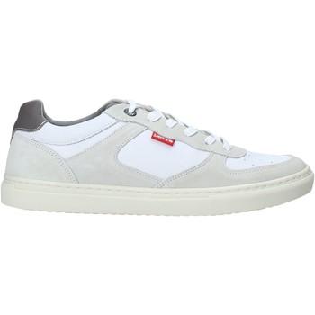 Skor Herr Sneakers Levi's 225797 808 Vit