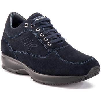 Skor Herr Sneakers Lumberjack SM00409 002 A01 Blå