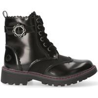 Skor Flickor Boots Chika 10 54216 svart